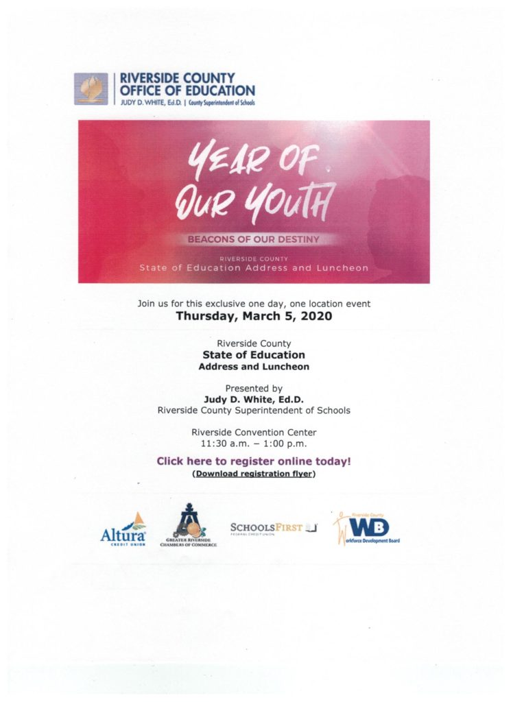 Year of Our Youth @ Riverside Convention Center | Riverside | California | United States