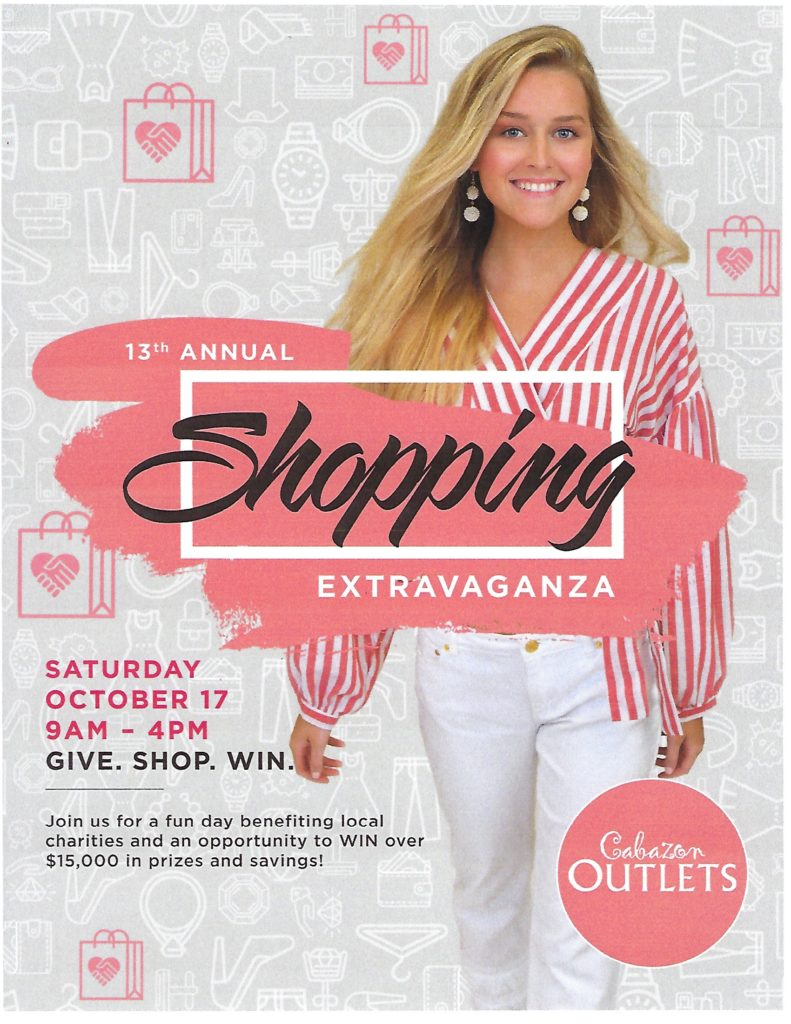 Shopping Extravaganza @ Cabazon Outlets | California | United States