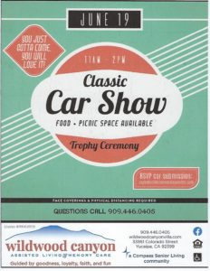 Car Show @ Wildwood Canyon | Yucaipa | California | United States