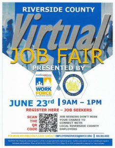 Virtual Job Fair @ Beaumont | California | United States