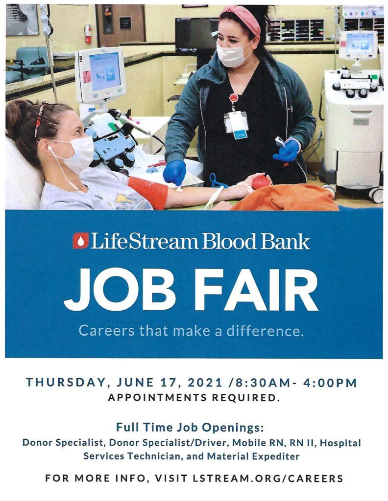 Job Fair LifeStream @ LifeStream Online | Beaumont | California | United States