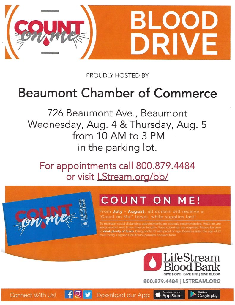 Blood Drive @ Beaumont Chamber of Commerce   Whitefish Bay   Wisconsin   United States