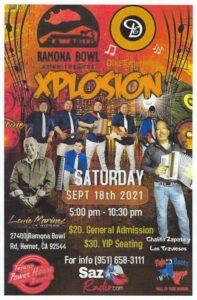 "Ramona Bowl Amphitheater ""XPLOSION""!! @ XPLOSION | Hemet | California | United States"