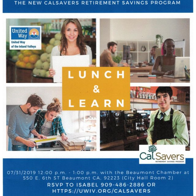 United Way Lunch & Learn