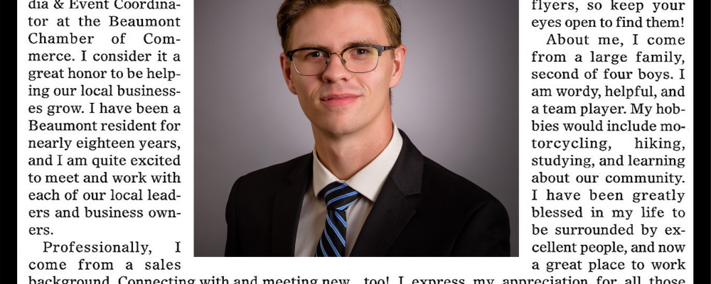 Meet Sterling Fenn | Media & Event Coordinator