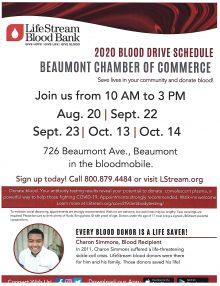 LifeStream Blood Drives