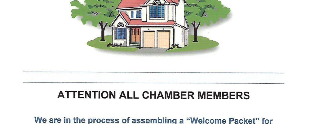 New Program at the Chamber…