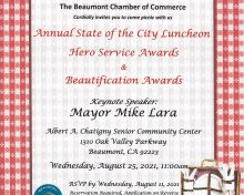 State of the City!