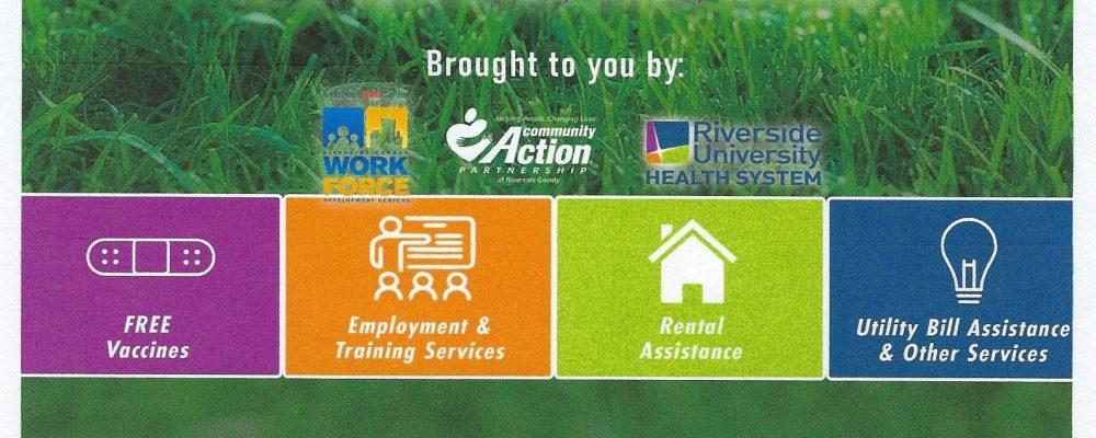 Outdoor Resource & Job Fair
