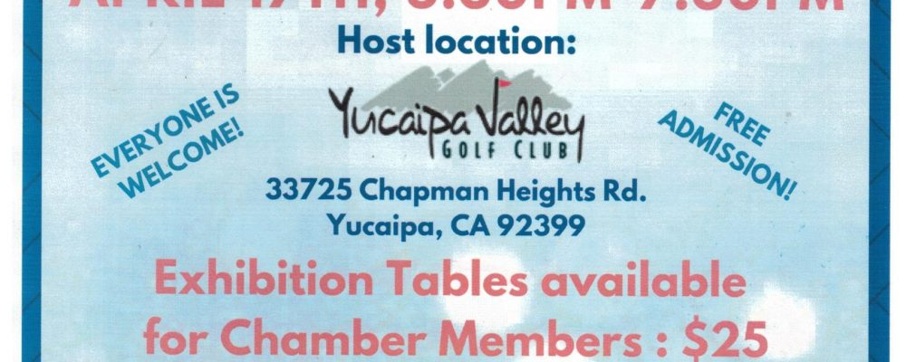 JOINT CHAMBER MIXER! SIGN UP YOUR COMPANY NOW!